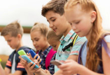 effects of the smartphone in children