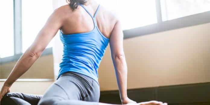 Back Stretching Machine