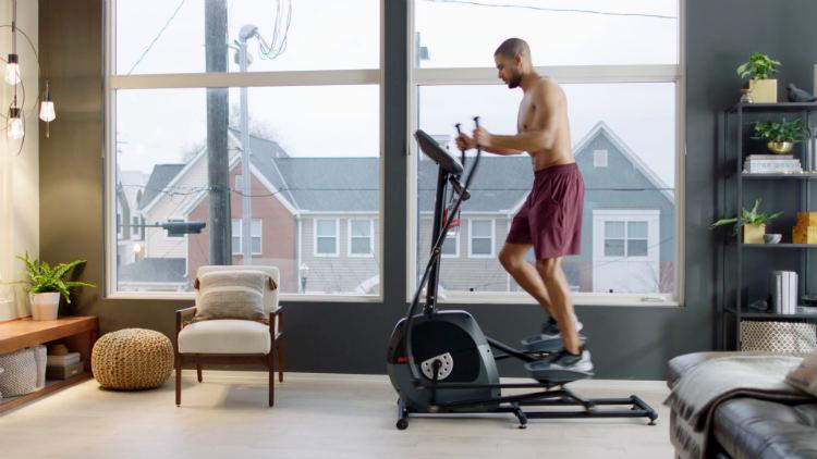 best home elliptical