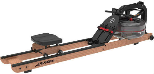 Life Fitness Row HX Trainer Review
