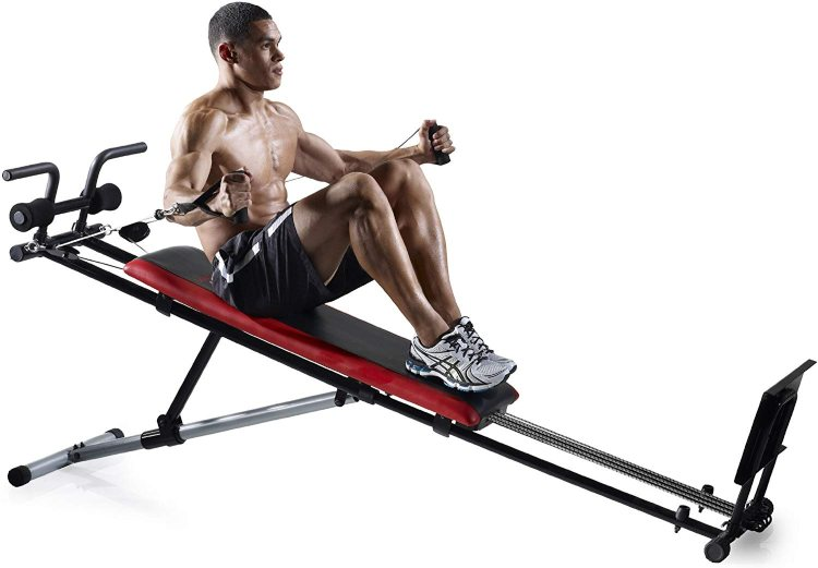 Weider Ultimate Body Works for Home Gym