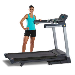 LifeSpan Fitness LifeSpan TR3000i Touch Folding Treadmill