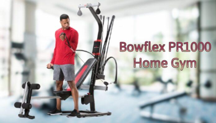Bowflex PR1000 Review