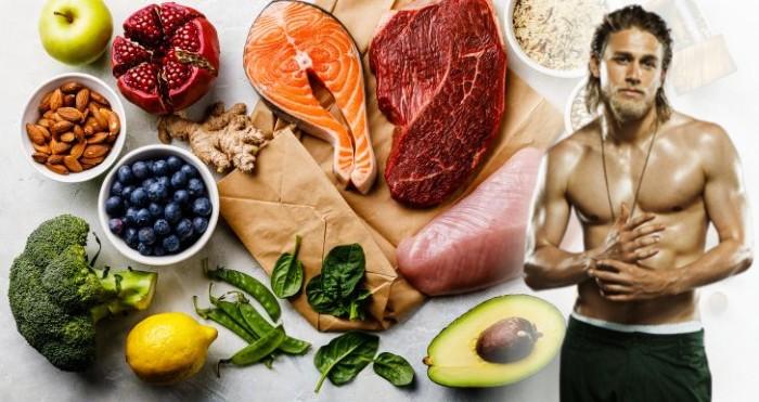 Charlie Hunnam Diet Plan