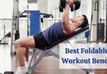 best foldable workout bench