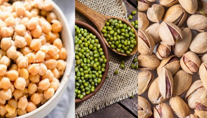 High Protein Foods for Vegetarians