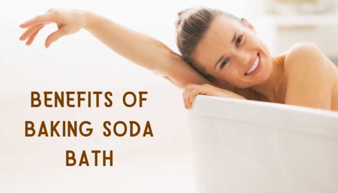 Baking Soda Bath Benefits