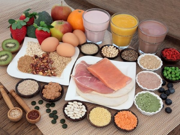 foods for bodybuilding