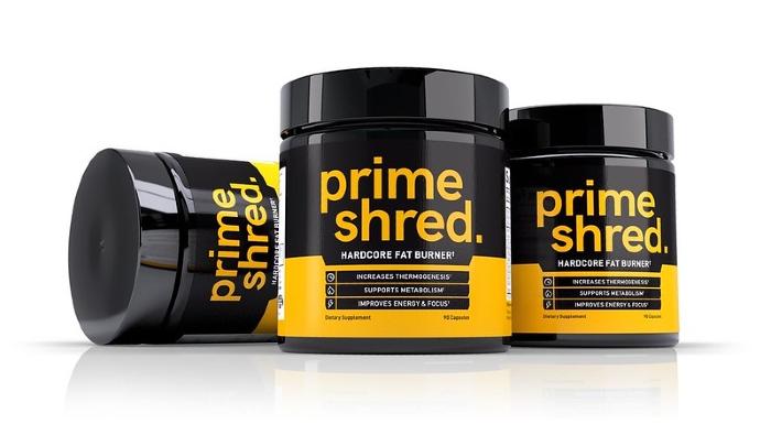 Prime Shred Fat Burning Supplement