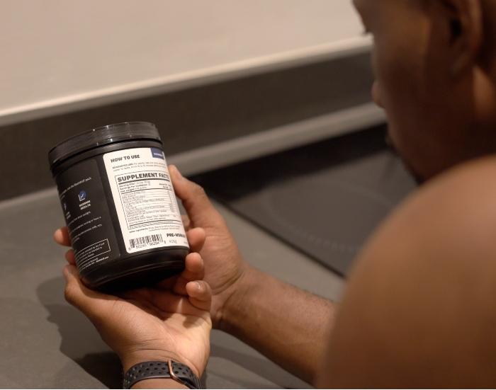 BlackWolf Pre-Workout Ingredients