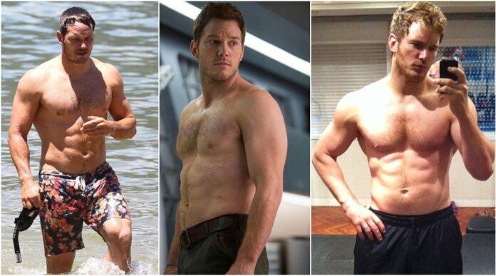 Chris Pratt Workout Routine