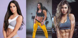 fitness models female