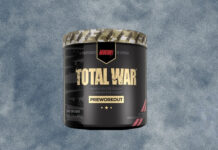 Redcon1 Total War Pre-Workout Review