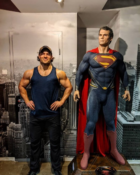 Henry Cavill Height, Weight, Body Measurements