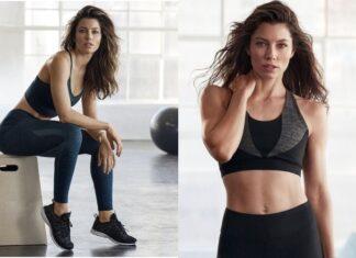 Jessica Biel Workout Routine