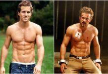 Ryan Reynolds' Workout Routine